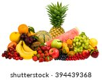 Mixed Tasty Fruit Composition...
