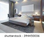 Large Luxury Bedroom In...