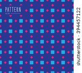 seamless pattern contemporary... | Shutterstock .eps vector #394457122