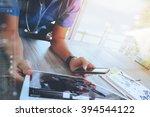 medicine doctor hand working