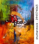 Oil Painting   Abstraction