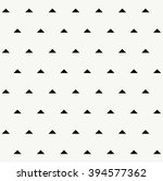 small triangles pattern ... | Shutterstock .eps vector #394577362