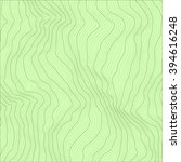 topography on green background   Shutterstock .eps vector #394616248