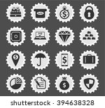 finance  simply symbol for web... | Shutterstock .eps vector #394638328
