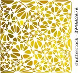yellow modern style  creative... | Shutterstock .eps vector #394662676