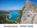 Canyon Of Verdon  Provence  May....