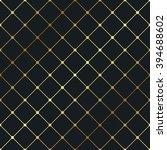seamless gold geometric pattern.... | Shutterstock .eps vector #394688602