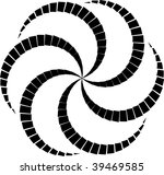 abstract swirl design | Shutterstock .eps vector #39469585