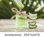 Aloe Vera Essential Oil On...