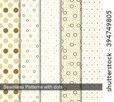 decorative vector collection.... | Shutterstock .eps vector #394749805