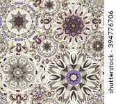 seamless pattern. vintage...   Shutterstock .eps vector #394776706