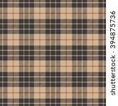 seamless pattern  plaid | Shutterstock .eps vector #394875736