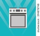 appliance home design    Shutterstock .eps vector #394878748