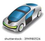 futuristic design vehicle ... | Shutterstock .eps vector #394980526