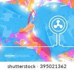 creative vector ventilator. art ...   Shutterstock .eps vector #395021362