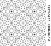 seamless geometric pattern.... | Shutterstock .eps vector #395041858