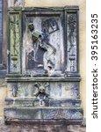 edinburgh  scotland   march... | Shutterstock . vector #395163235