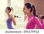 fitness  sport  training  gym... | Shutterstock . vector #395179912