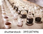 tea tasting. factory. sri lanka. | Shutterstock . vector #395187496