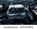close up car engine | Shutterstock . vector #395195842