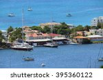saint martin nov 24 simpson bay ... | Shutterstock . vector #395360122