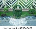 garden landscape   landscape | Shutterstock . vector #395360422