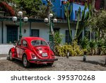 lima  peru   march 23  2016  ... | Shutterstock . vector #395370268