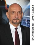 """Small photo of LOS ANGELES, CA - OCTOBER 28, 2013: Sir Ben Kingsley at the Los Angeles premiere of his movie """"Ender's Game"""" at the TCL Chinese Theatre."""