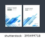 abstract cover design  business ... | Shutterstock .eps vector #395499718