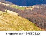 carpathian mountains  ukraine ... | Shutterstock . vector #39550330