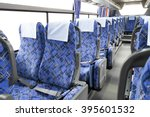 Interior Of New Modern Bus
