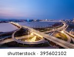 asia's largest across the... | Shutterstock . vector #395602102