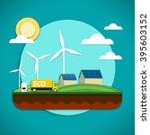 vector illustration of the... | Shutterstock .eps vector #395603152