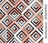 vector geometric seamless... | Shutterstock .eps vector #395645902