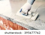 protective material against... | Shutterstock . vector #395677762