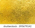 Abstract Luxury Shiny Golden...