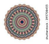 mandala vector for art ...   Shutterstock .eps vector #395708455