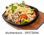 mexican fajita | Shutterstock . vector #39573046
