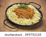 Spaghetti Homemade