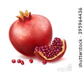 Pomegranate Or Garnet