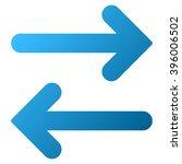 flip horizontal vector toolbar... | Shutterstock .eps vector #396006502