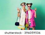 Fashion Studio Image Of Two...