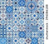 mega gorgeous seamless... | Shutterstock .eps vector #396086188