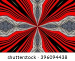 abstract design in red  black... | Shutterstock . vector #396094438