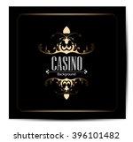casino logo icon poker cards or ...