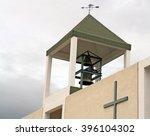spanish church | Shutterstock . vector #396104302