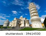 Piazza Dei Miracoli  With The...