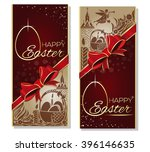 Holiday Background For Easter...