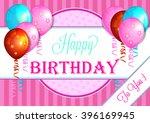 Birthday. Card.
