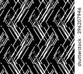 vector geometric seamless... | Shutterstock .eps vector #396207946
